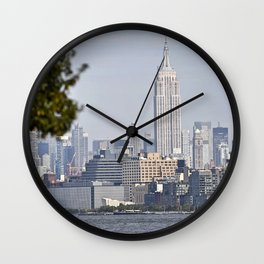 The Perfect Spot Wall Clock