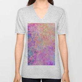 Chipping Rainbow Unisex V-Neck