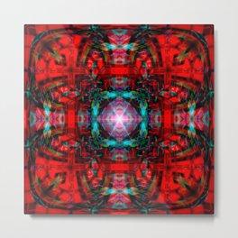 Bejeweled Stewart Metal Print
