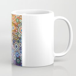 Abstract Art Landscape Original Painting ... Magic Garden Coffee Mug