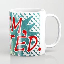 Boom, Roasted. Coffee Mug