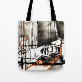 The Trawlers Tote Bag