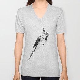Birdy No. 2 Unisex V-Neck