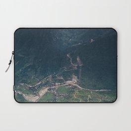Mountainous town, Sa Pa, Vietnam Laptop Sleeve