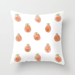 Clementine Throw Pillow