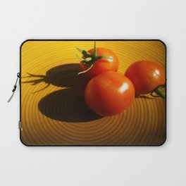 Abstract Tomato Laptop Sleeve