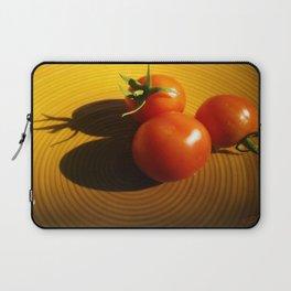Abstract Tomato Laptop Sleeve