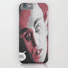 "'Count Orlock, the Vampire #3' from "" Nosferatu vs. Father Pipecock & Sister Funk (2014)"" Slim Case iPhone 6s"