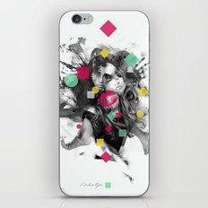 Code W iPhone & iPod Skin