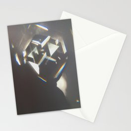 Window Rainbows no.2 the square Stationery Cards