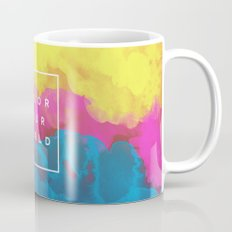 Color Your World Mug