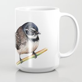 New Zealand Fantail Coffee Mug