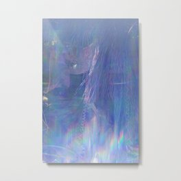 Rainbow Portal! Metal Print