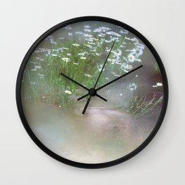A Secret Place Wall Clock