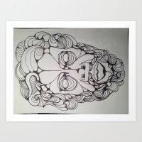 Zues  Art Print