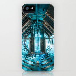 244. Journey to Space in a Vacuum Chamber iPhone Case