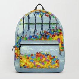 Happy guitar Backpack