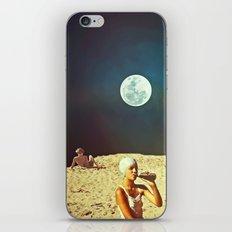 Moon-bathing... iPhone Skin