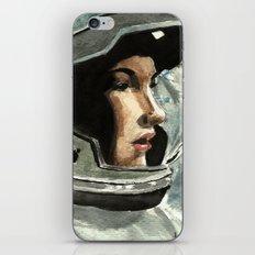 Galactic hope iPhone & iPod Skin