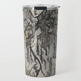 Mushroom Nymph Travel Mug
