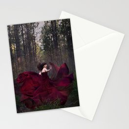 If You Go Down to the Woods Today Stationery Cards