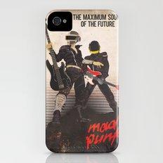 Mad Punk / A tribute to Daft Punk iPhone (4, 4s) Slim Case