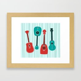 Holiday Party Framed Art Print