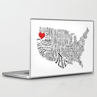oregon Laptop & iPad Skins featuring Oregon by Taylor Steiner