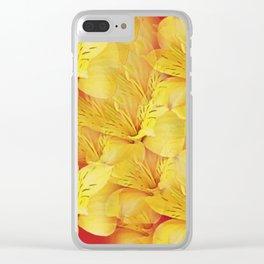 Glory Clear iPhone Case