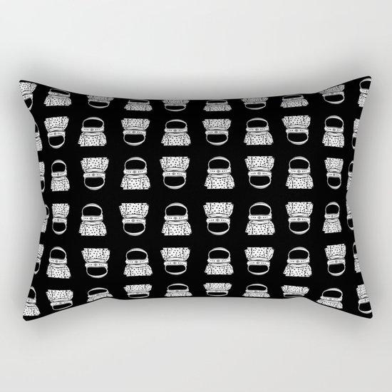 ASTRO PATTERN Rectangular Pillow