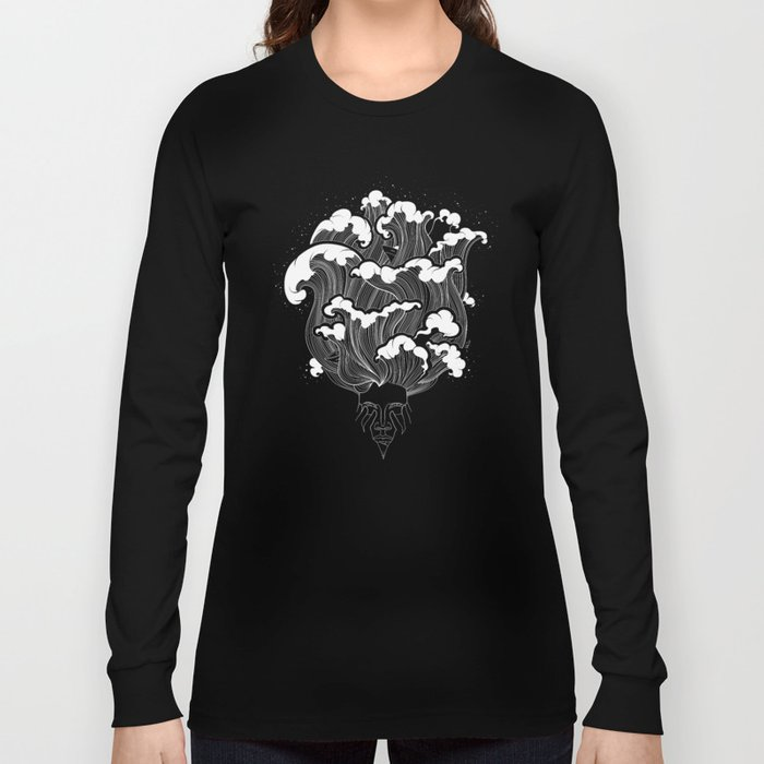 Storming Mind Long Sleeve T-shirt