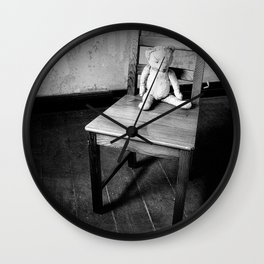 Days Are Getting Colder Wall Clock