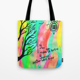 Sunrise. Tote Bag