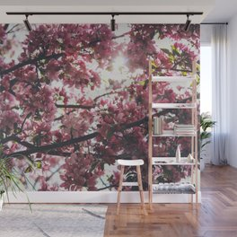 Flower Photography by Jessica Fadel Wall Mural
