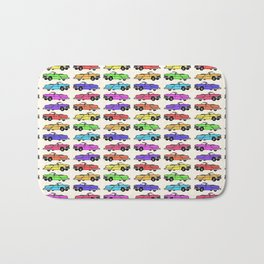 Ride with Me Bath Mat
