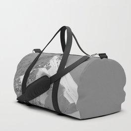White as Snow Duffle Bag