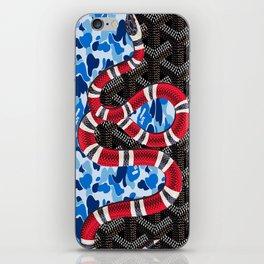Goyard x Bape iPhone Skin