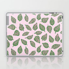 Fittonia Leaves Laptop & iPad Skin
