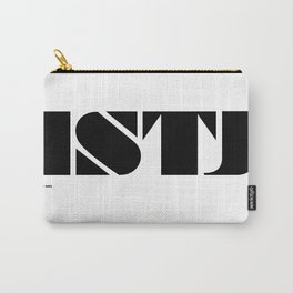 Type Type for ISTJ Carry-All Pouch