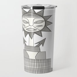 God of Sun Travel Mug