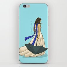 Ready For Anything iPhone & iPod Skin