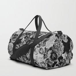Black Roses Duffle Bag