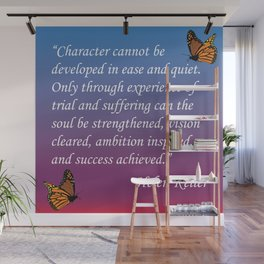 Road To Success Wall Mural