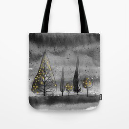 Lit Up Tote Bag