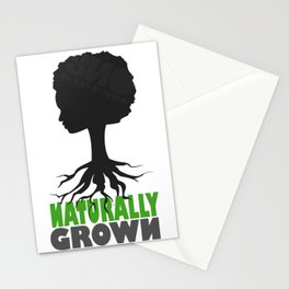 naturally grown Stationery Cards