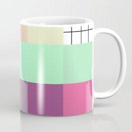 Pixels & Grids Coffee Mug