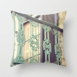 Savannah Window Throw Pillow