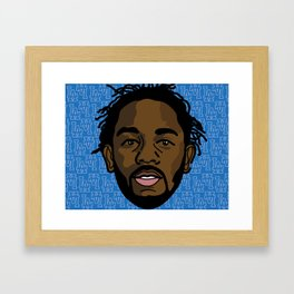 KDot Framed Art Print