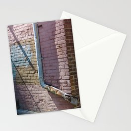 Pastel Street Detail Stationery Cards