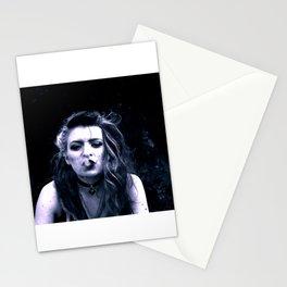 Uplifting haze Stationery Cards